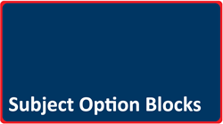 Subject Option Blocks