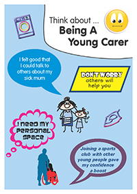 13.  Being a young carer