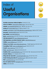 20. Useful organisations
