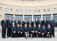 Year 10 and 12 League Leaders Secure Football Final Wins