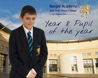 Year 8 Pupil of the year