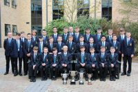 Bangor Academy Footballers are League Leaders
