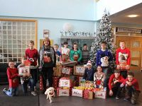 Academy's Annual Assisi Pet Hampers Appeal