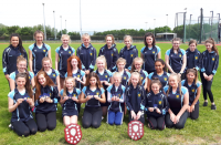 North Down Girls' Athletics Success