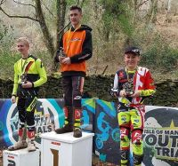 Reece Revs into another Season of Trial Bike Success