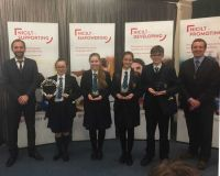 Academy Team Beats 30 schools to come top in QUB's Prestigious FrancoFest 2018