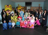 Bangor Academy Celebrates Chinese New Year in a Year of the Dog Spectacular