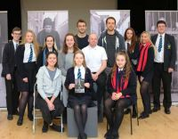 Live stage shows of 'Macbeth' and 'Blackout' wow Academy audiences