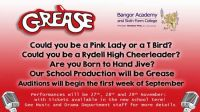 Get involved in GREASE!