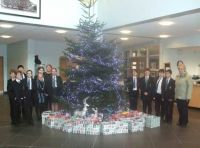 Christmas Hampers for Storehouse