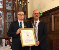 North Down Young Person of the Year 2014